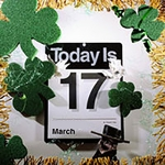St. Patrick's Day March 17