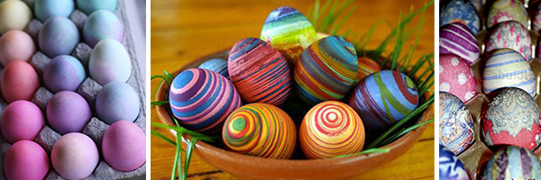 Easter Egg Colors
