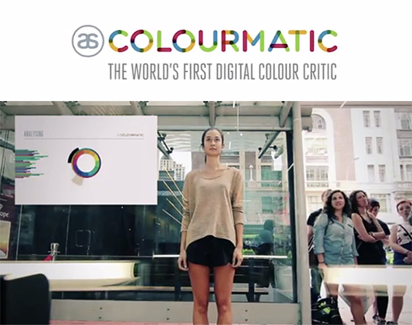 A.S. Colourmatic - the world's first digital colour critic
