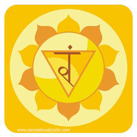 Colors Of The Chakras Manipura Yellow