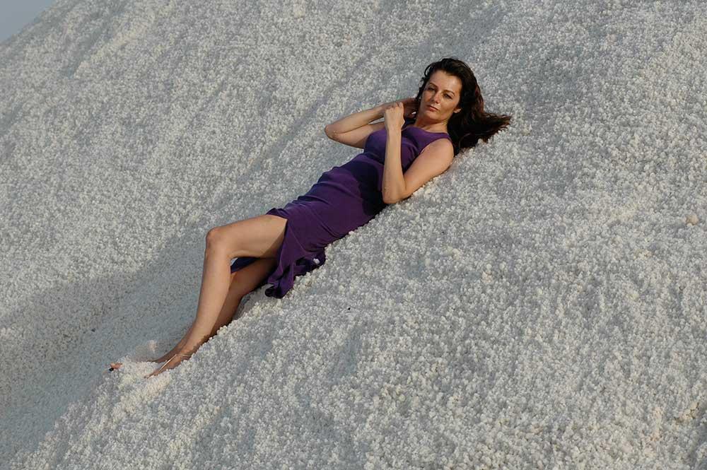 Salt Queen Bettina Werner