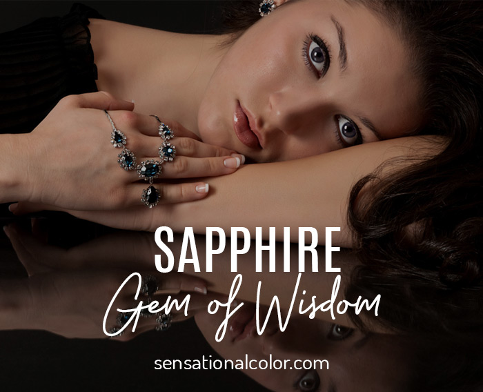 Sapphire Gem of Wisdom and the Birthstone Color of September