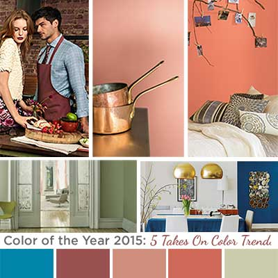 Color of the Year 2015 Feature