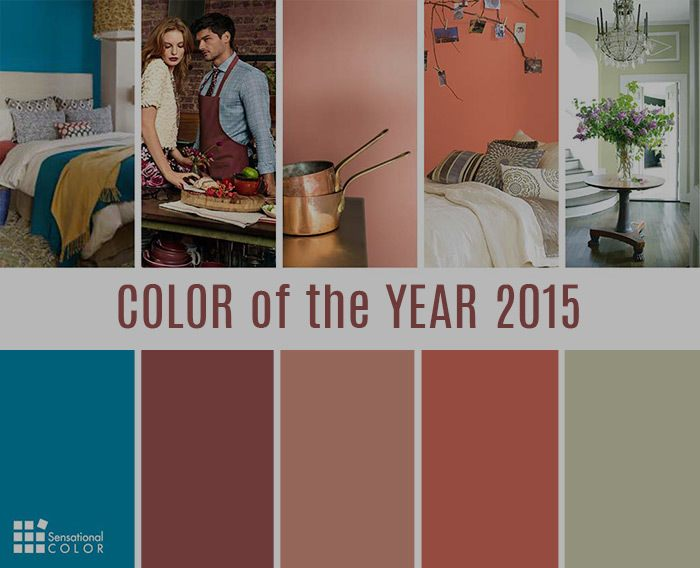 Color of the Year 2015