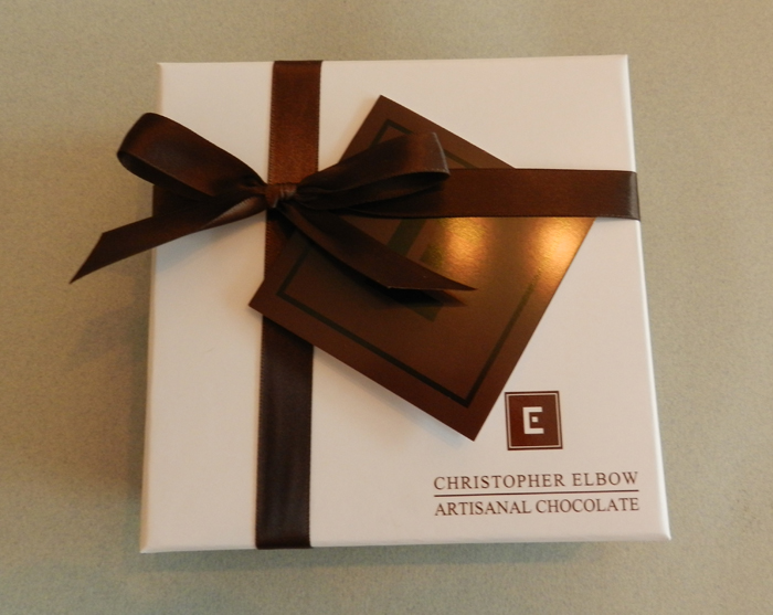Christopher Elbow Chocolates Color Me Delighted