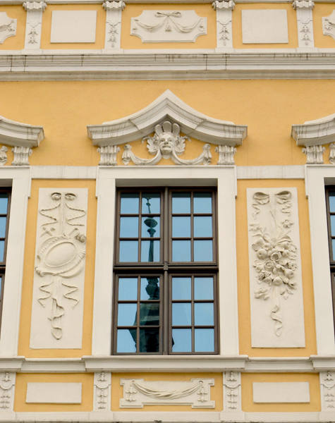 Dresden Restored Moulding