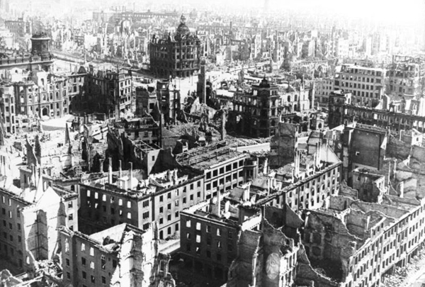 Dresden Restored Saxony