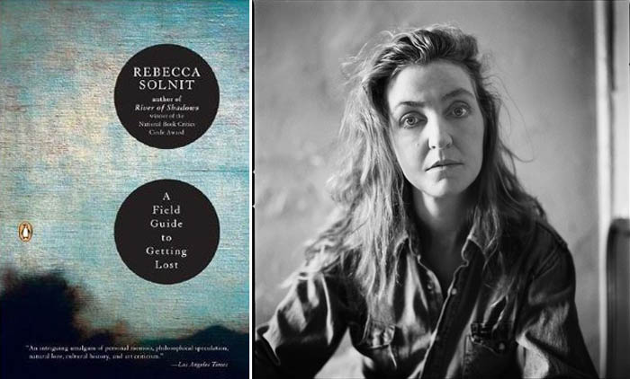 The Blue Of Distance Rebecca Solnit