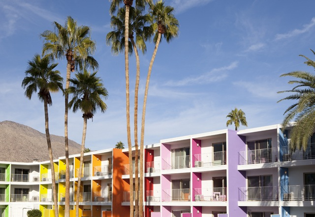 The Saguaro Palm Springs Exterior