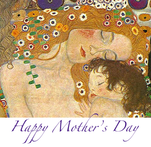Mother's Day 2012 Gustav Klimt