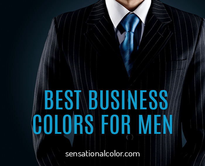 Best Business Fashion Colors for Men