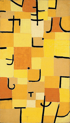 Bauhaus Color Paul Klee