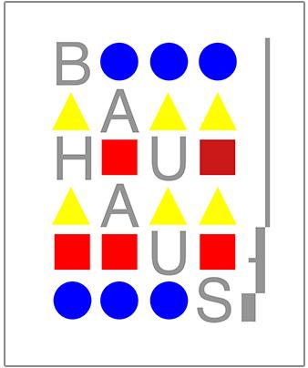 Bauhaus by Alejandro L. Garcia