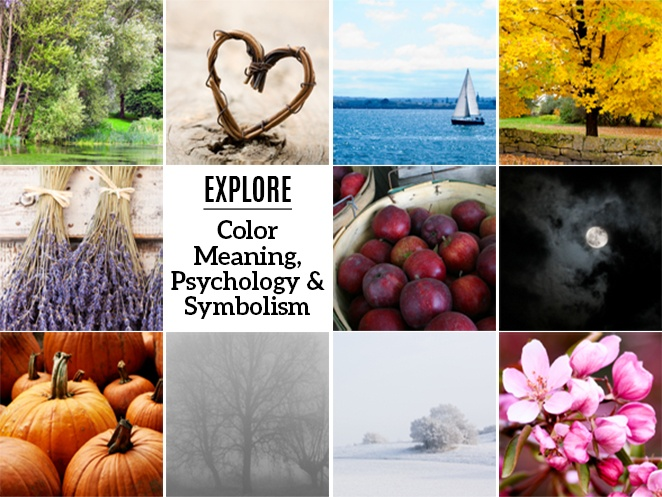 Explore Color Messages and Meanings
