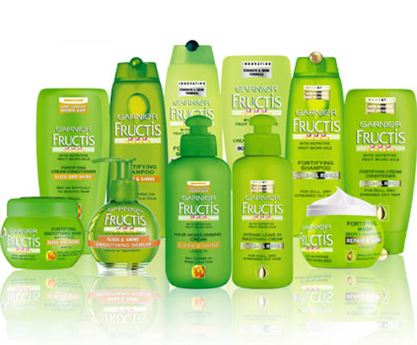 Color of Success for Garnier Fructis