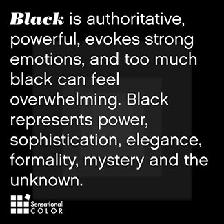Meaning of Black Defined