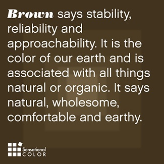 Meaning of Brown Defined