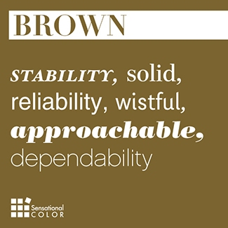 Meaning of Brown Words