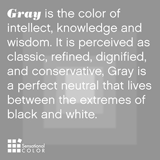 Meaning of Gray Defined