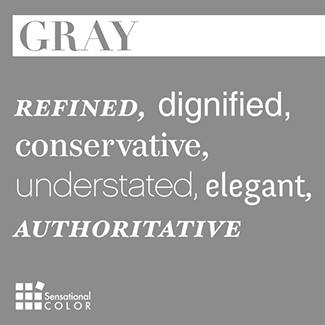 Meaning of Gray Words