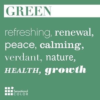 Meaning of Green Words