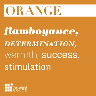 Meaning of Orange Words