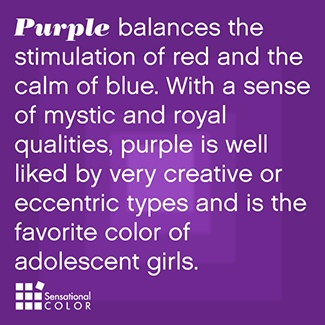 Meaning of Purple Defined