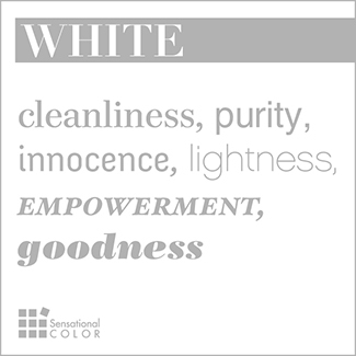 Meaning of White Words