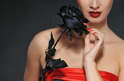 Black Rose Color Meaning