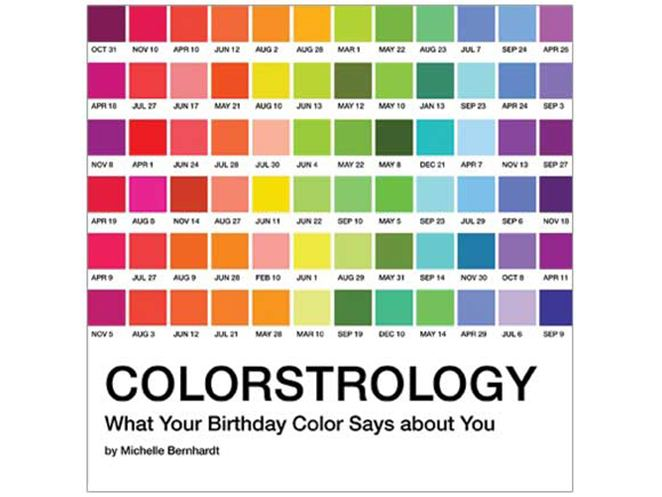 Colorstrology Book Cover
