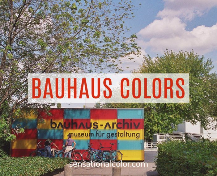 Bauhaus Color Theory