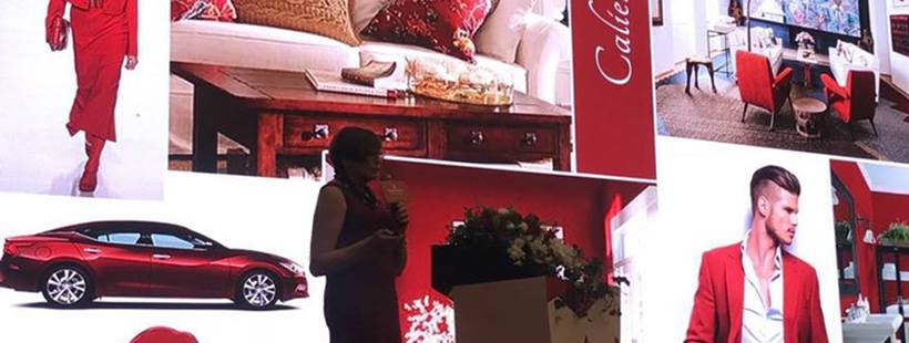 Kate Smith speaking in China