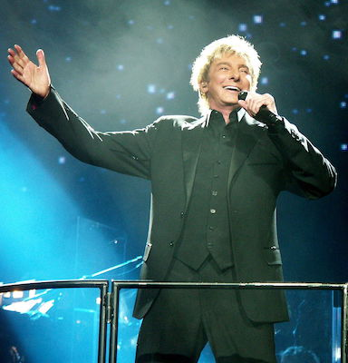 Barry Manilow live at the Xcel Energy Center in St. Paul, MN.