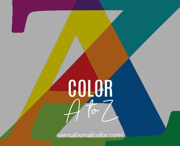 Color A-Z