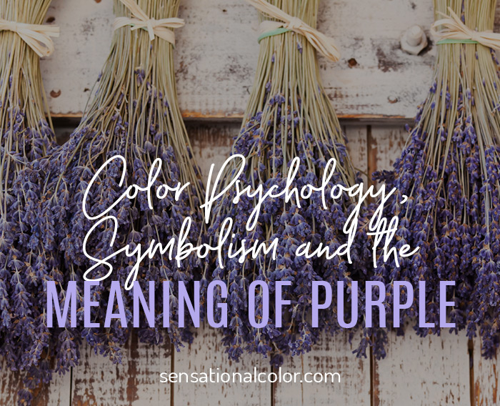 Color Psychology, Symbolism and Meaning of Purple