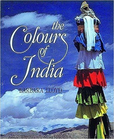 Colours of India Book