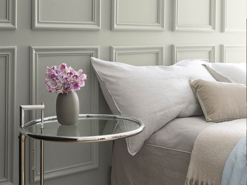 Benjamin Moore 2019 Color of the Year 2019 Metropolitan AF-690