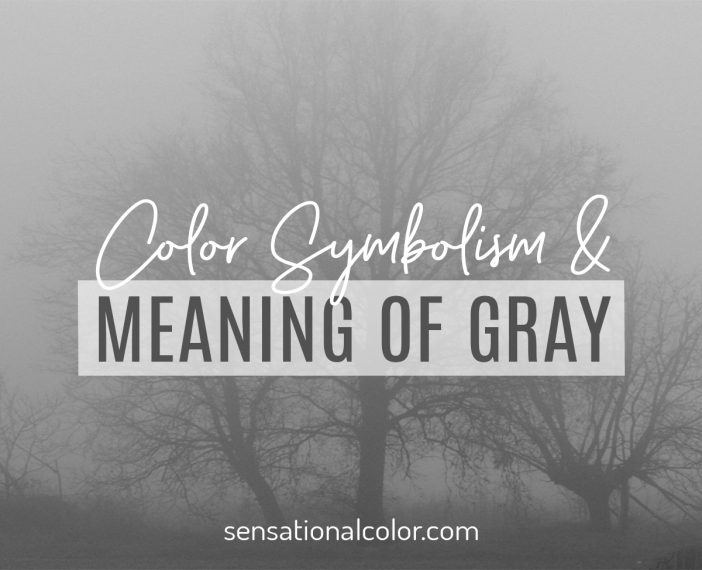 Color Symbolism and Meaning of Gray
