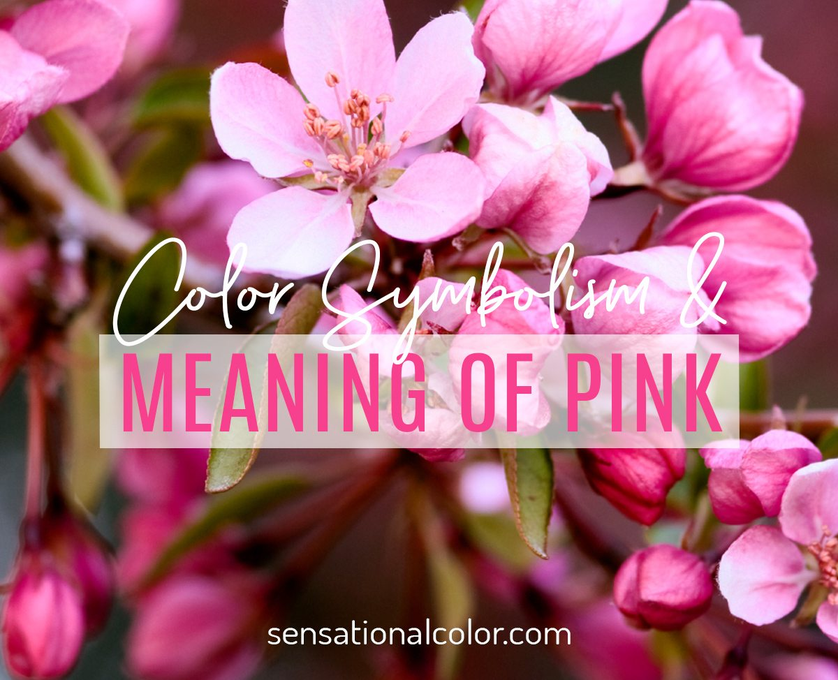 Color Symbolism and Meaning of Pink