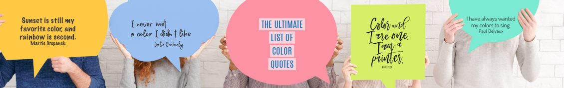 Color Quotes