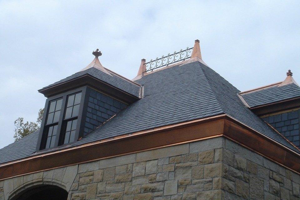DaVinci Roofscapes Slate Castle Gray