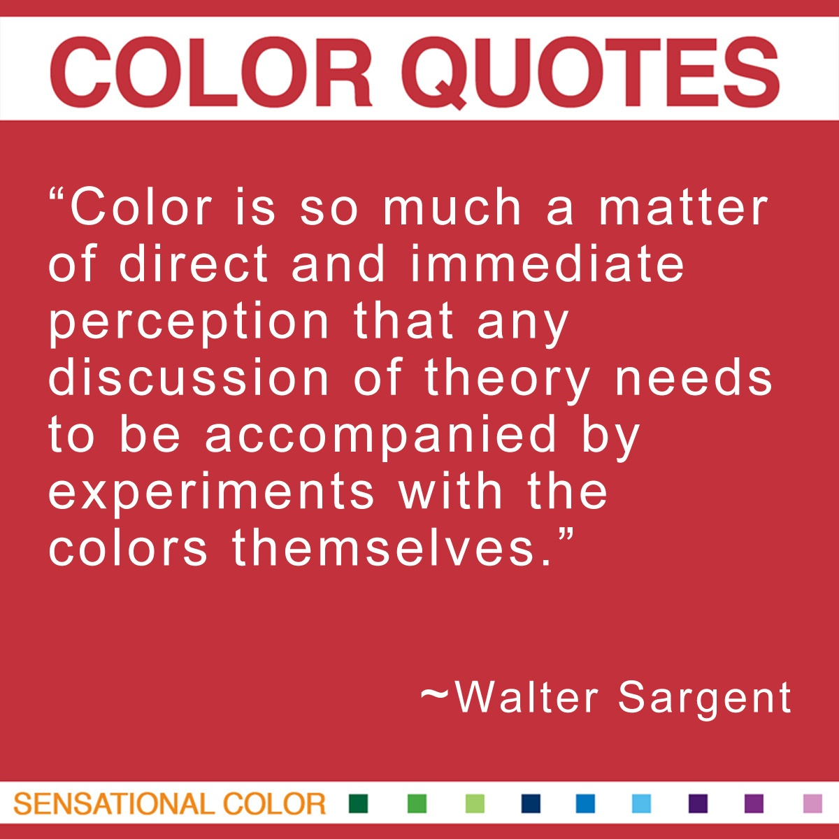 13 Sensational Schemes That Are: Color Quote Graphics 13