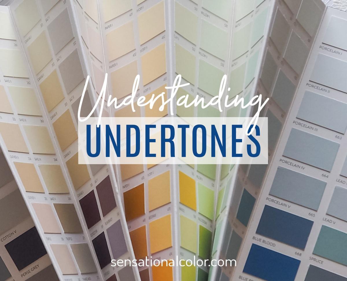 Understanding Undertones