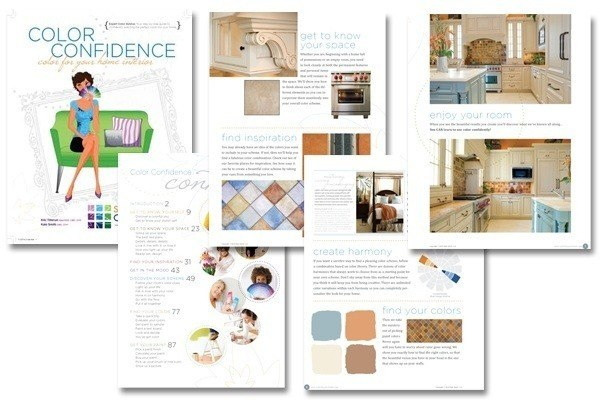Color Confidence: Color for Your Home Interior Ebook