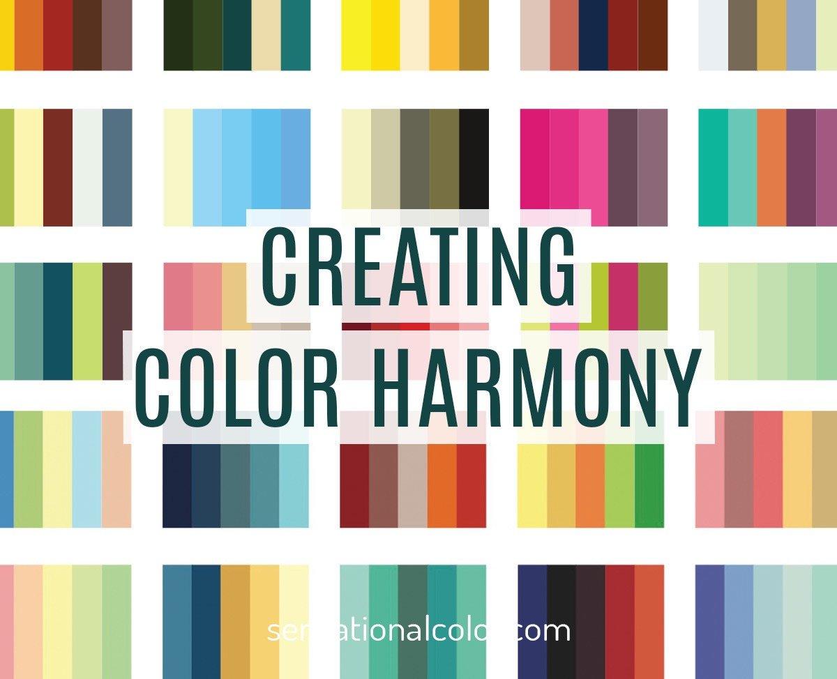 Creating Color Harmony