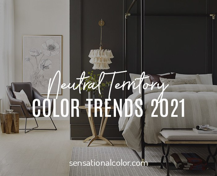 Color Trends 2021 Neutrals Territory