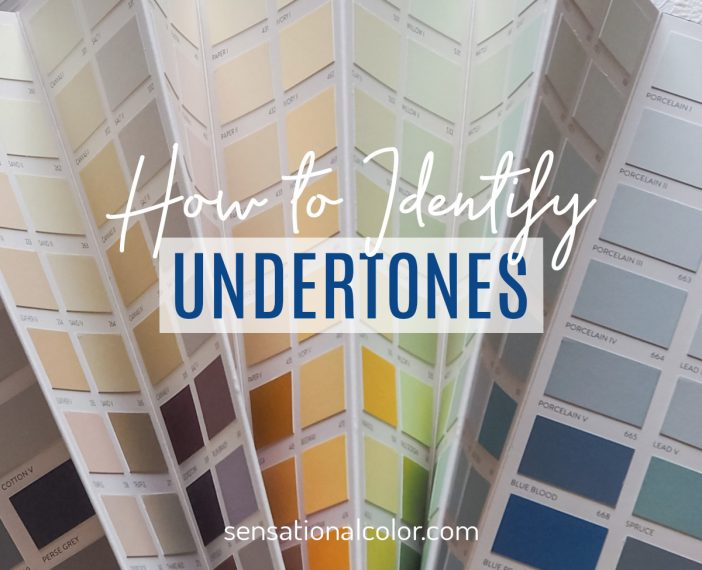 How to Identify Undertones