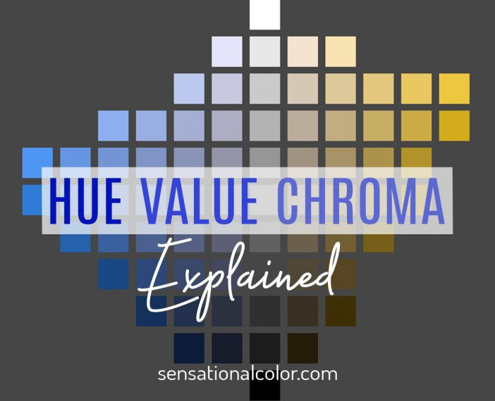 Hue Value Chroma Explained