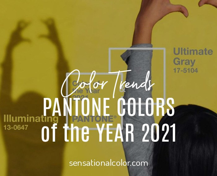 Pantone 2021 Color of the Year