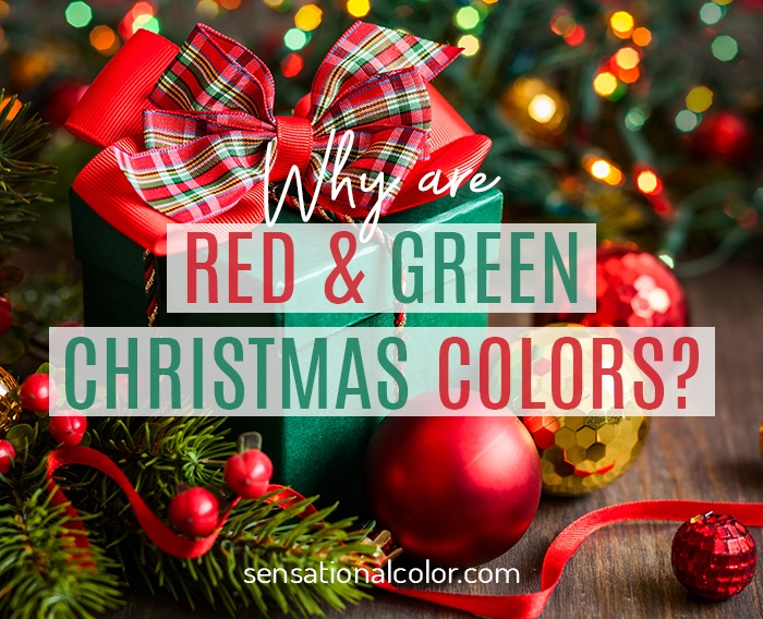 Why Are Red and Green Traditional Christmas Colors?